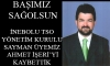 Ahmet İŞERİ'yi Kaybettik